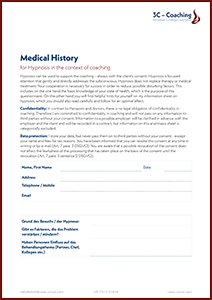 3C – Medical History