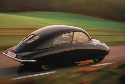 Reinventing your business: The first new product was the Saab 92